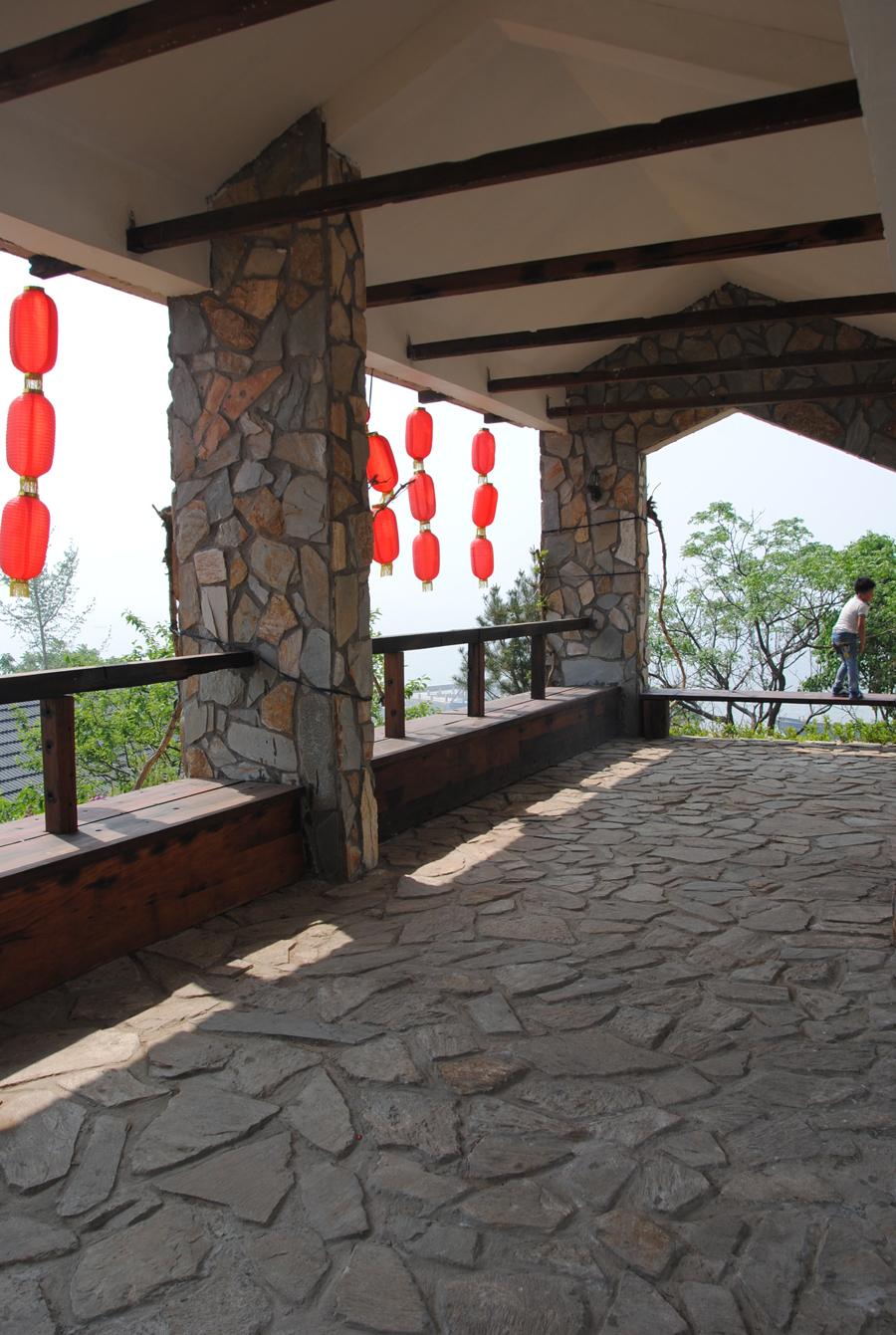 赣榆和安湖湿地公园景观       : 金陵广场景观设计